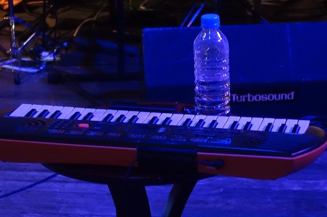 水とキーボード