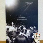 2017/03/29 Godiego 40th Anniversary Live DVD BOX