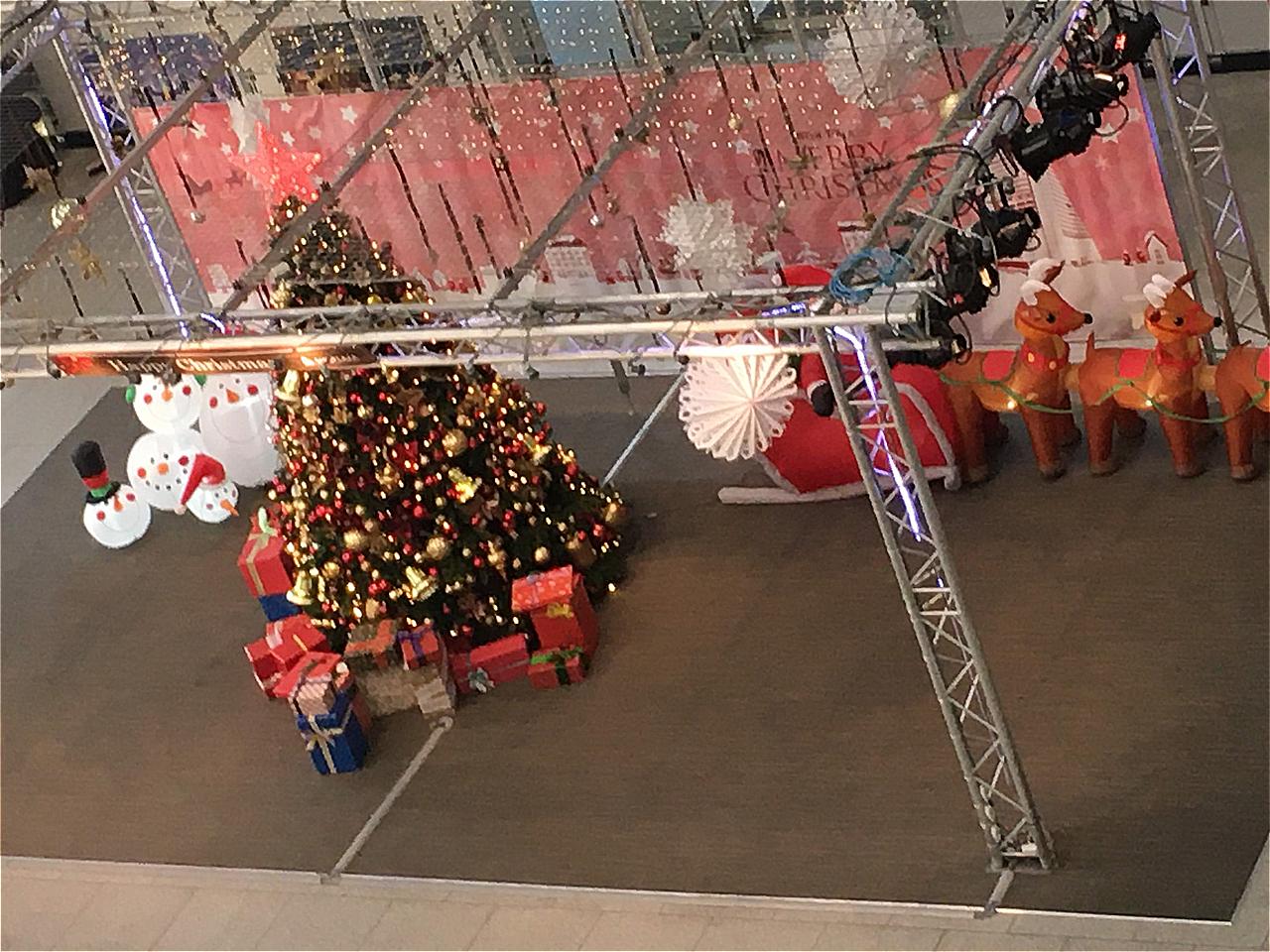 2019中野サンプラザクリスマスツリー